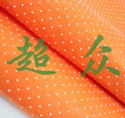 无纺棉地垫防滑点珠布